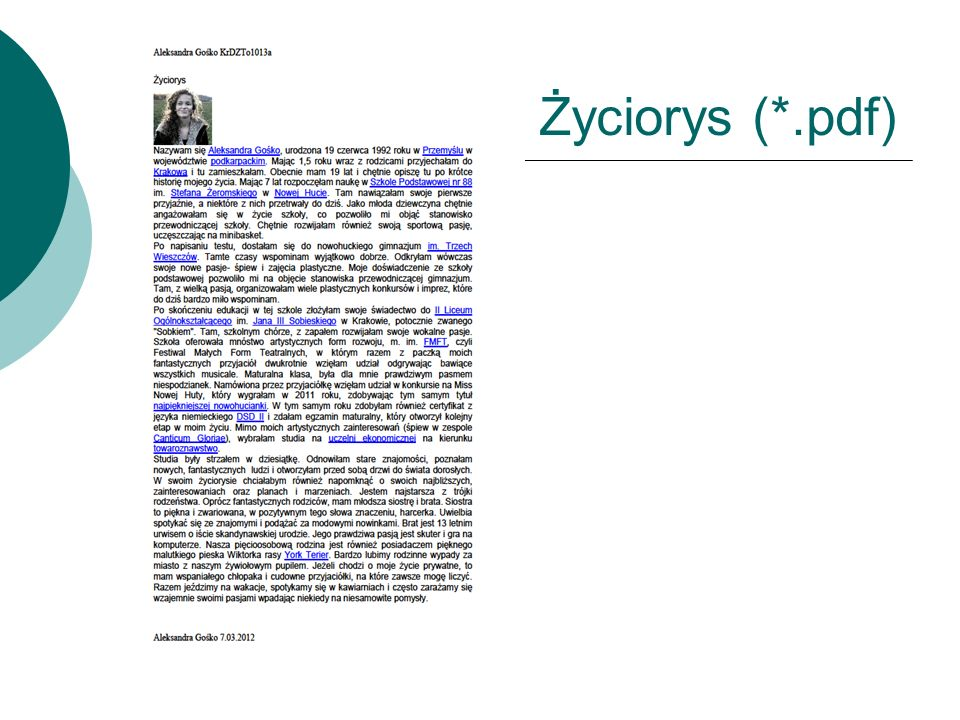 Życiorys (*.pdf)