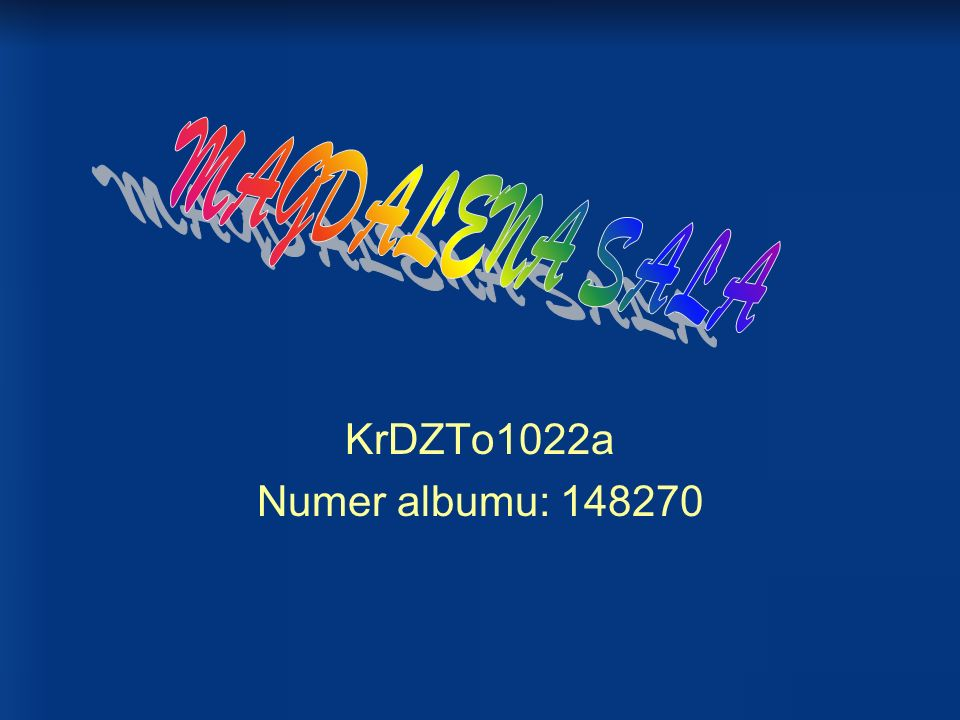 KrDZTo1022a Numer albumu: 148270