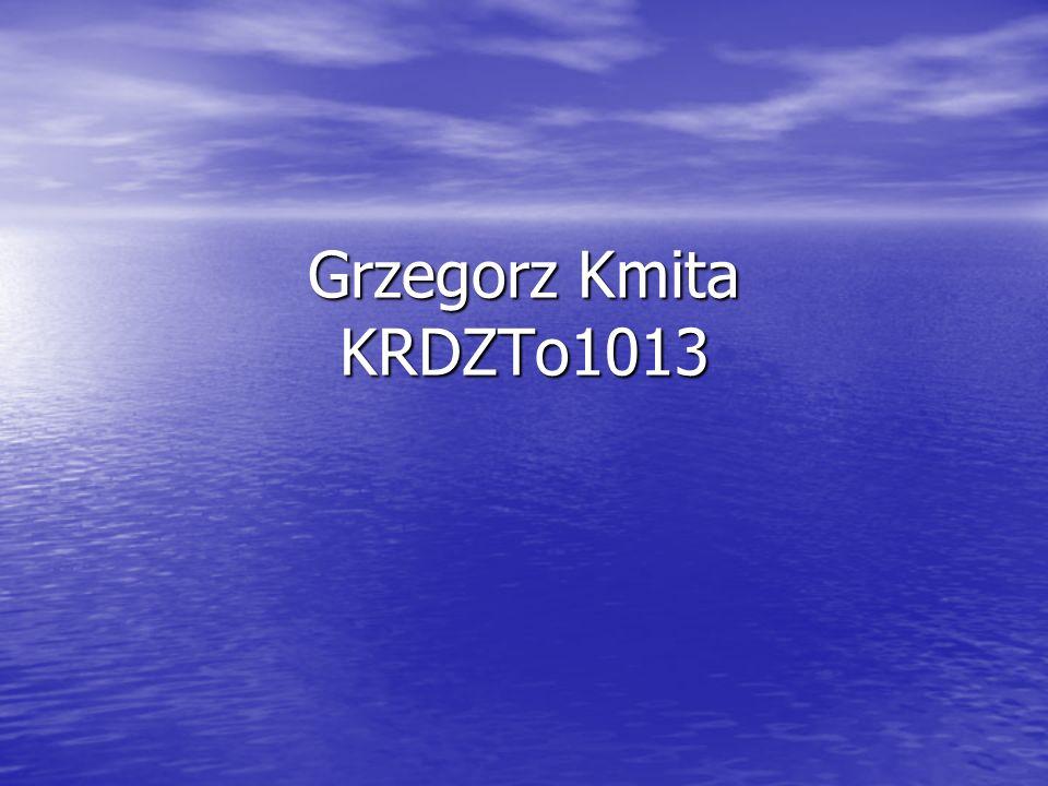 Grzegorz Kmita KRDZTo1013