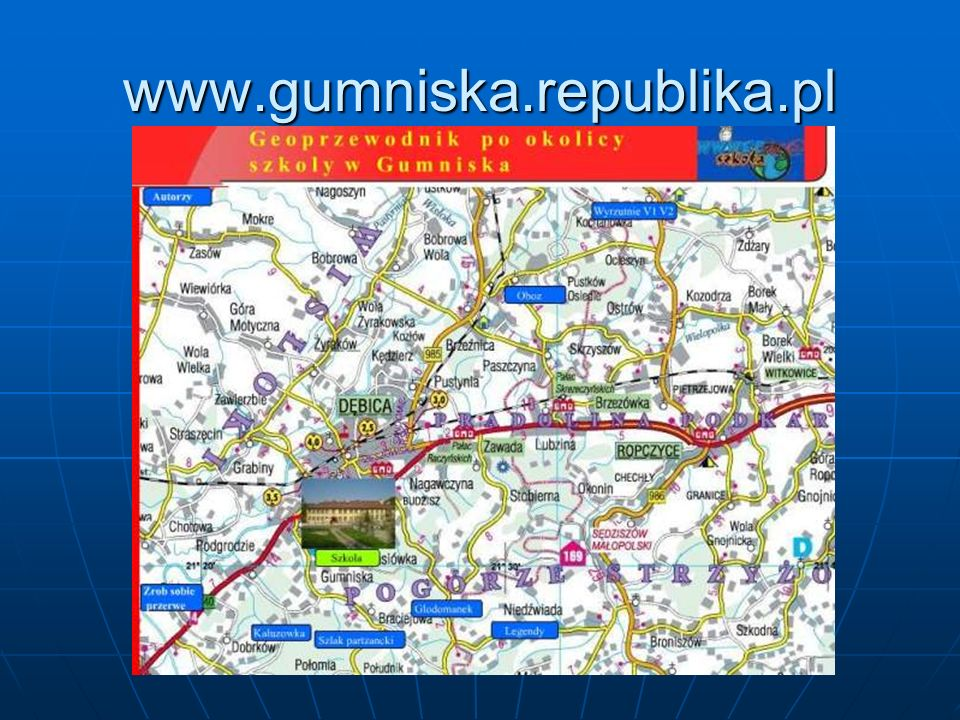 Strona o legendach www.gumniska.republika.pl