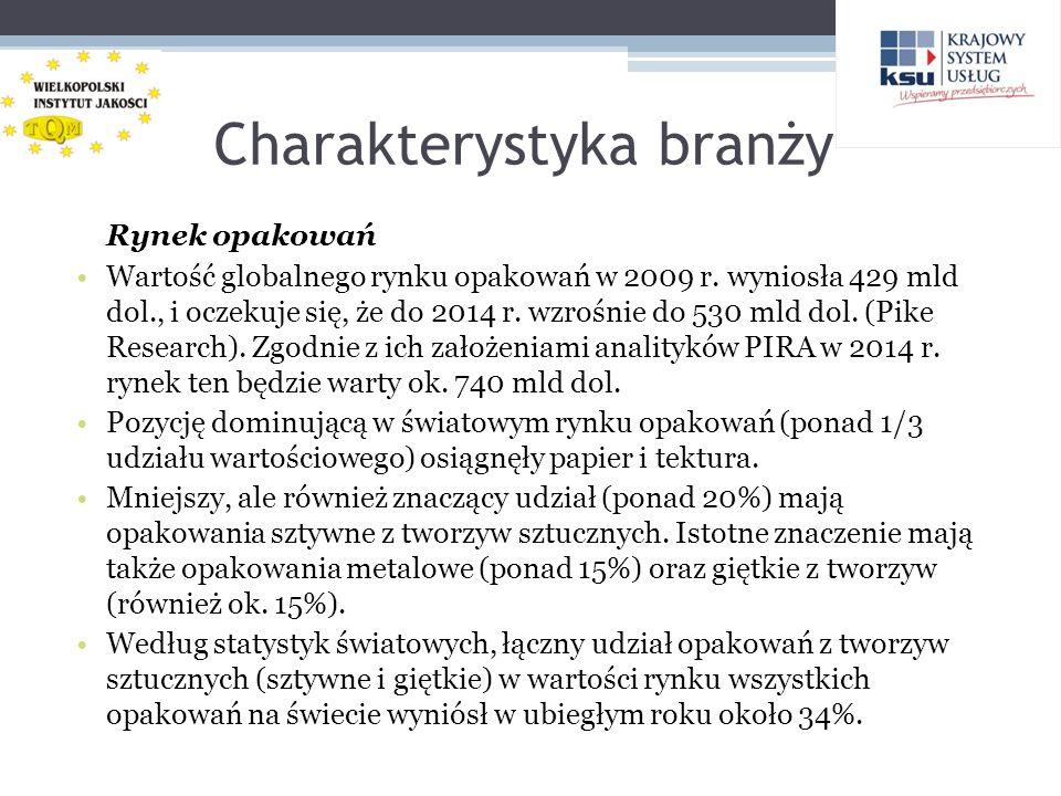 Charakterystyka branży Transport i dystrybucja Transport i logistyka to jeden z kluczowych sektorów polskiej gospodarki, z przychodami na poziomie 100 mld złotych, prawie 5- procentowym udziałem w PKB, zatrudniający 400 tysięcy pracowników.
