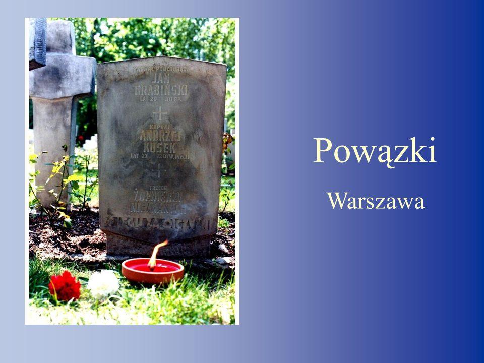 Powązki Warszawa