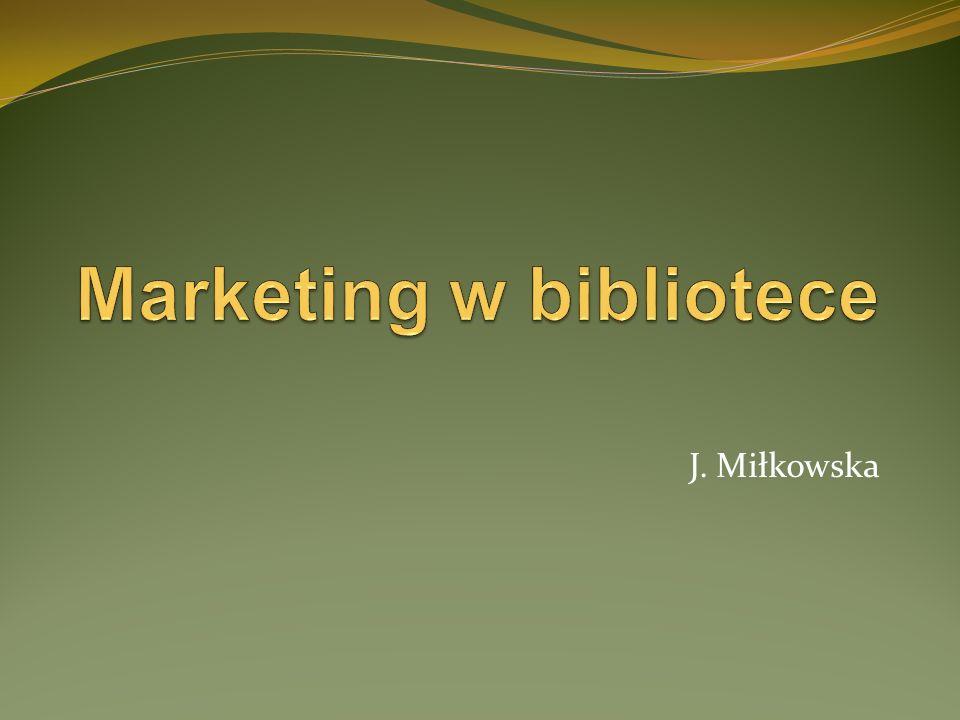 Definicja marketingu Marketing - to funkcja zarządzania, która polega na organizacji i kierowaniu wszystkimi działaniami firmy zaangażowanymi w ocenę potrzeb klienta i zamianę siły nabywczej klienta na efektywne zapotrzebowanie na określony produkt lub usługę oraz na przekazywaniu tego produktu lub usługi do końcowego klienta lub użytkownika, tak aby osiągnąć założone zyski lub inny cel.