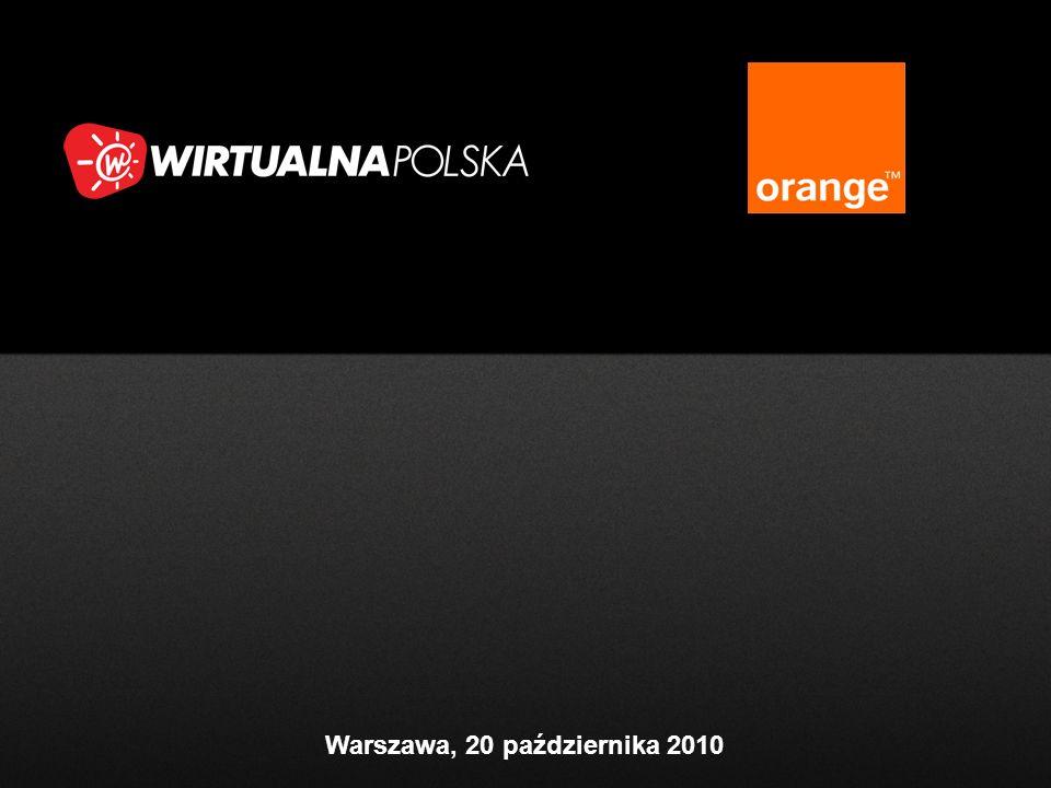 Warszawa, 20 października 2010
