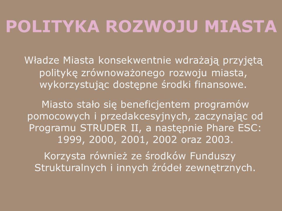 TRASA UNII EUROPEJSKIEJ PHARE 2000 Etap II: Droga dojazdowa do mostu nad rzeką Elbląg Wartość ogółem: 6,3 mln EUR, w tym dotacja: 2,5 mln EUR.