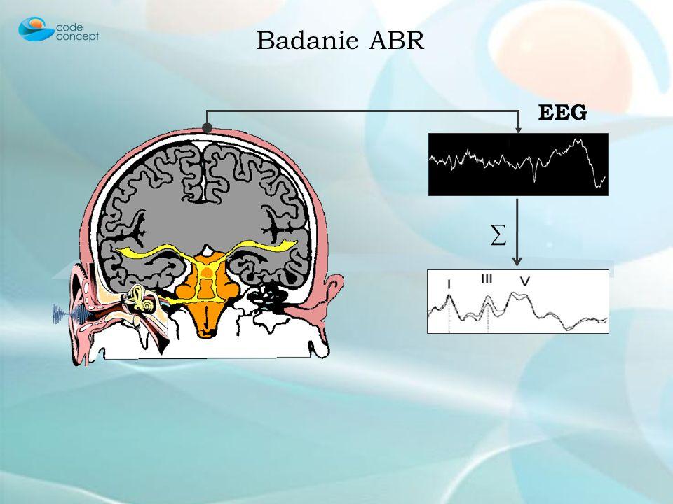 Badanie ABR EEG