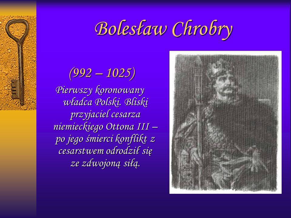 1107r.Zbigniew zostaje wygnany z Polski przez swego brata 1109r.