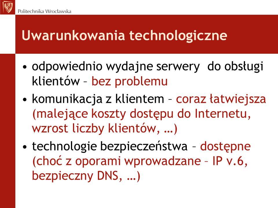 Pieczątka elektroniczna w Polsce deklaracje ZUS-owskie –podpis cyfrowy RSA –przyporządkowany do podmiotu/ZUSu a nie do osoby fizycznej świadczenie usług certyfikacyjnych – –poświadczenie elektroniczne jest pieczątką elektroniczną