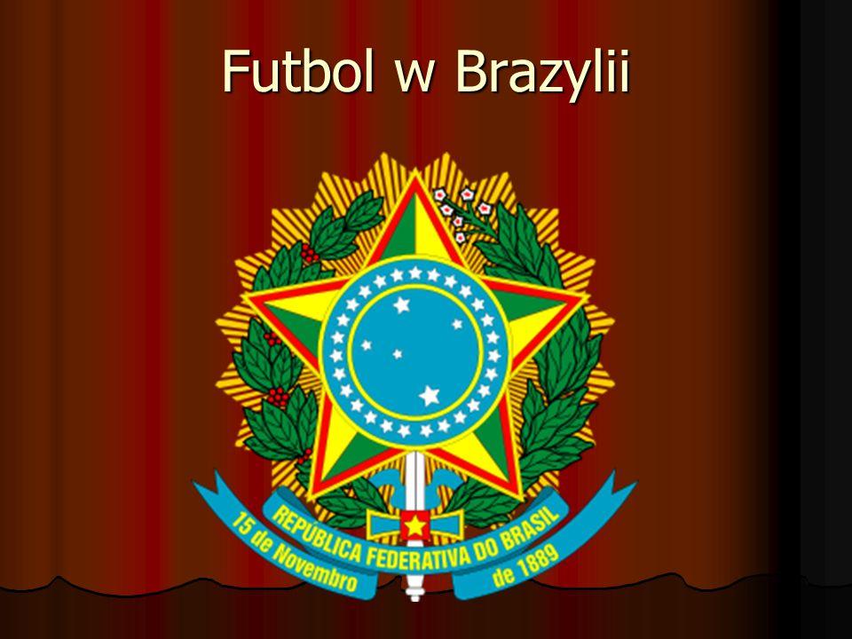 Futbol w Brazylii