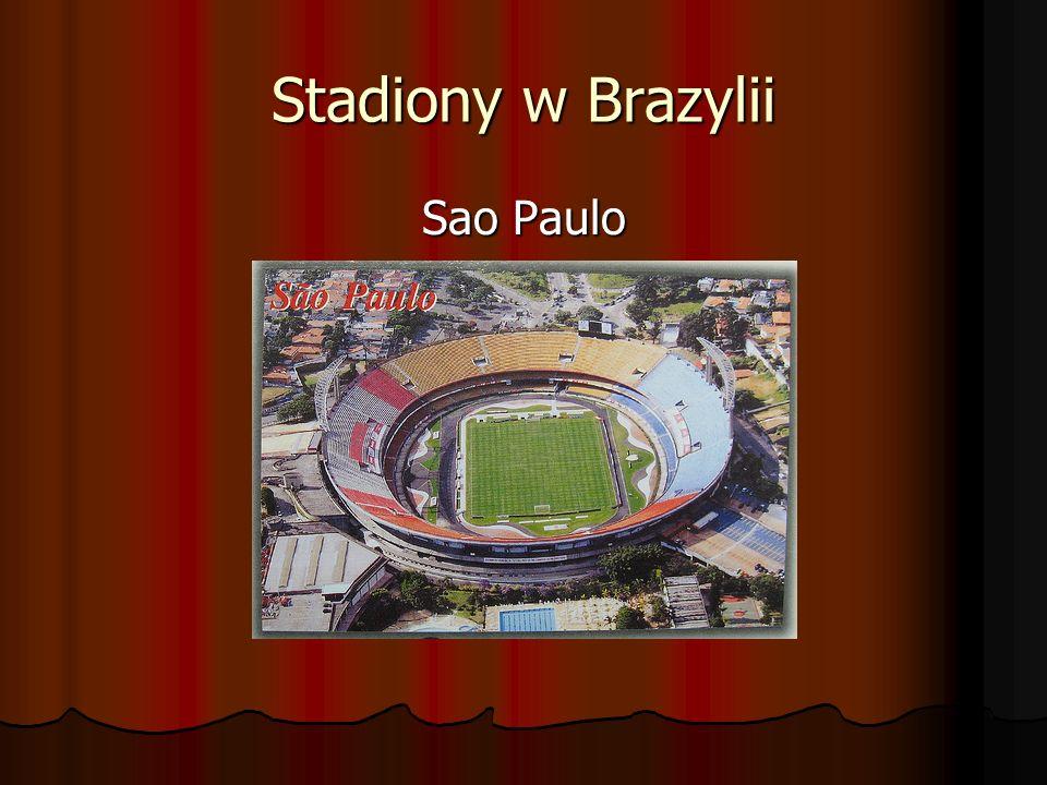 Stadiony w Brazylii Gremio