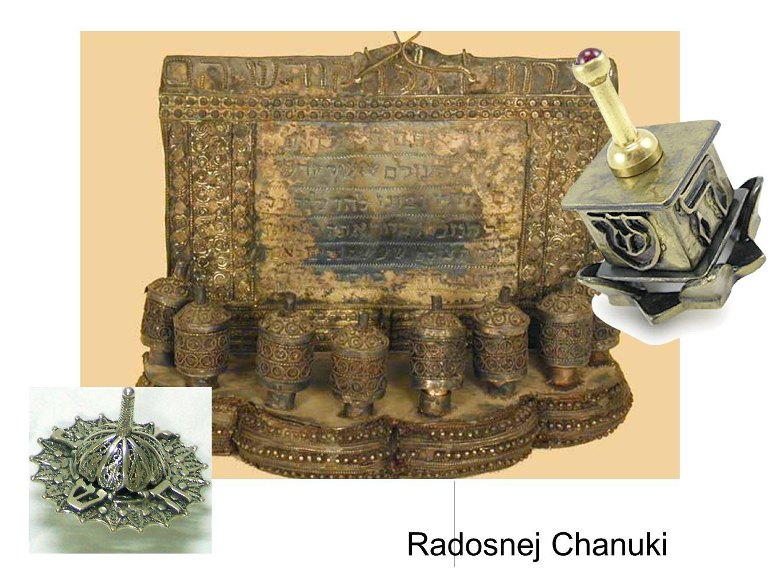 Radosnej Chanuki