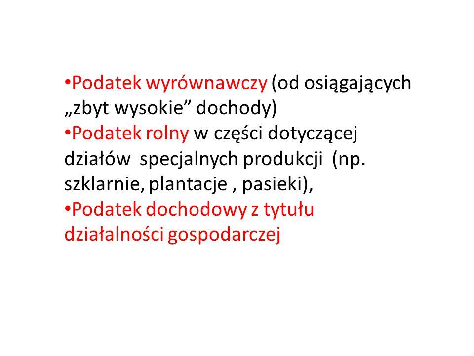 Pytania do opracowania w formie referatu (do wyboru): Jak oceniasz polski system podatkowy na tle znanych ci systemów w wybranych krajach UE.