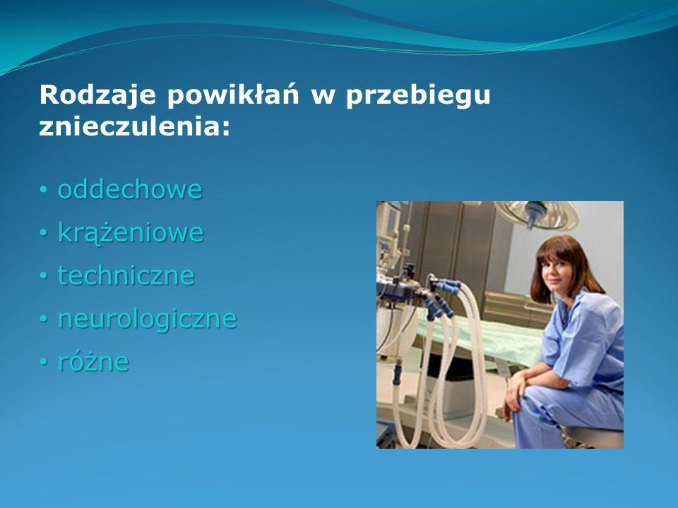 Znieczulenie jest procesem wieloetapowym, szczególnej uwagi wymaga: ocena przedoperacyjnego przygotowania pacjenta pacjenta sposoby komunikacji anestezjologa z sposoby komunikacji anestezjologa z pacjentem i zespołem anestezjologicznym pacjentem i zespołem anestezjologicznym świadoma zgoda na znieczulenie świadoma zgoda na znieczulenie działania w przychodni anestezjologicznej działania w przychodni anestezjologicznej transport pacjenta, odpowiednie transport pacjenta, odpowiednie przygotowanie pacjenta i stanowiska przygotowanie pacjenta i stanowiska