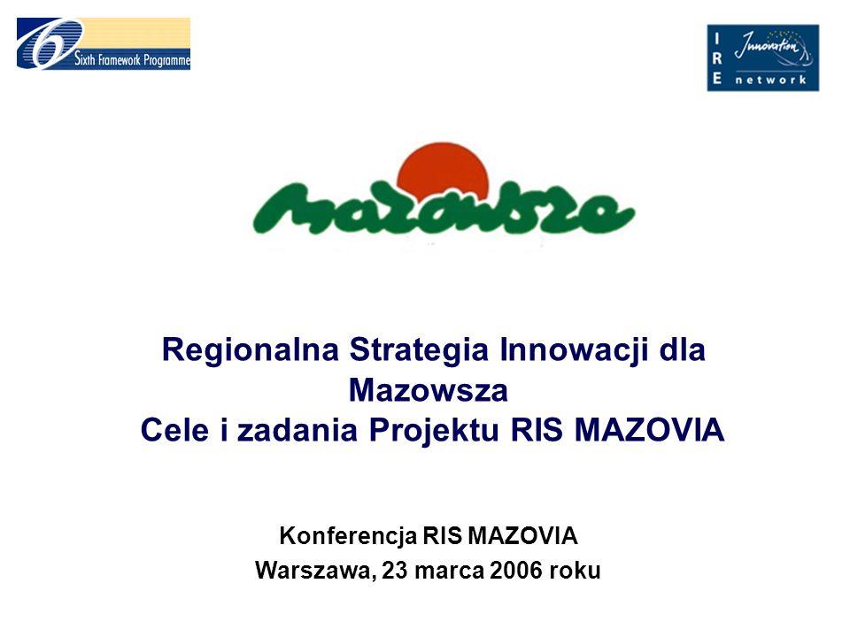 RIS MAZOVIA Seminaria regionalne Ciechanów - 5 kwietnia 2006, Instytut Ochrony Zdrowia PWSZ Płock - 7 kwietnia 2006, Szkoła Nauk Technicznych i Społecznych PW Siedlce Radom Warszawa