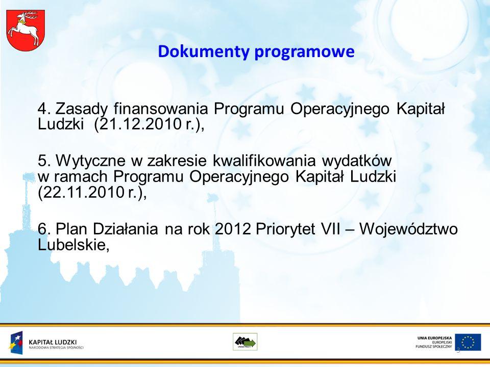 3 Dokumenty programowe 4.