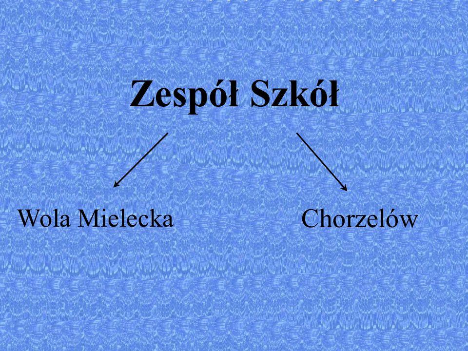Zespół Szkół Wola Mielecka Chorzelów