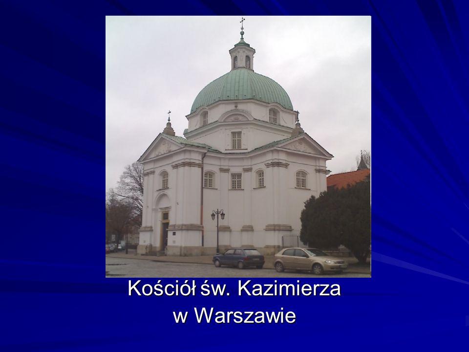 Kościół św. Kazimierza w Warszawie
