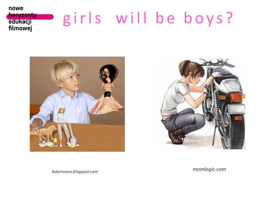 girls will be boys? ksteinxoxo.blogspot.com momlogic.com
