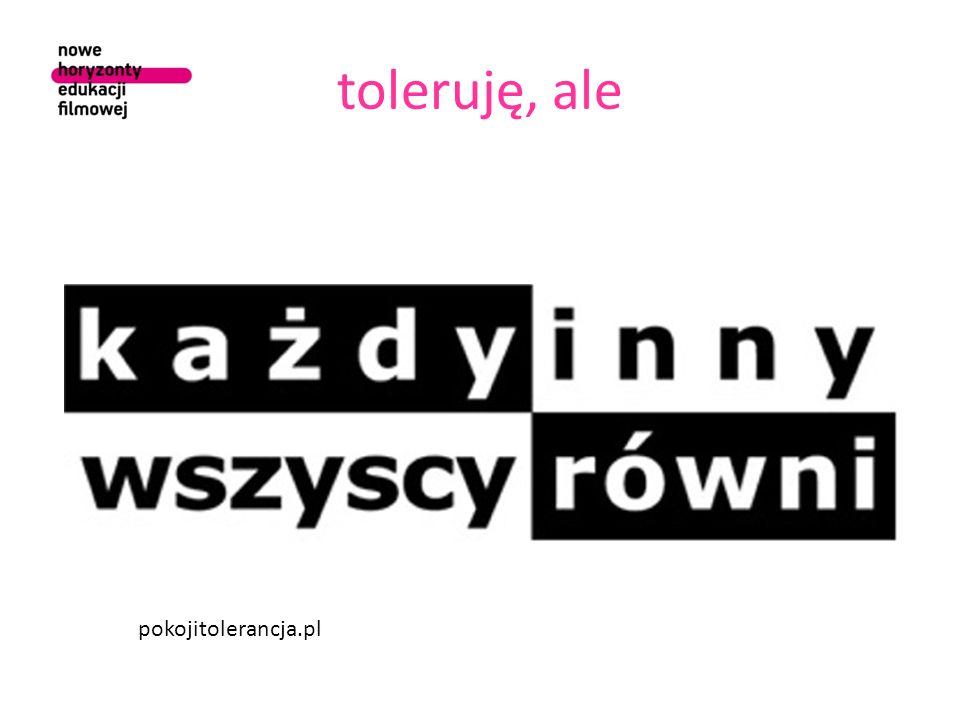 toleruję, ale pokojitolerancja.pl