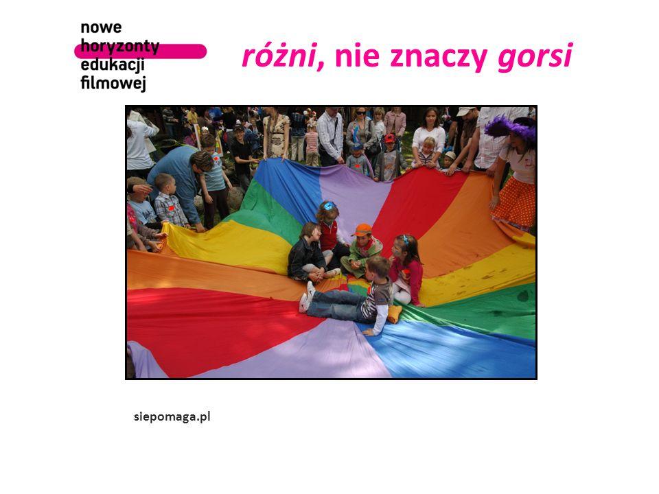 różni, nie znaczy gorsi siepomaga.pl