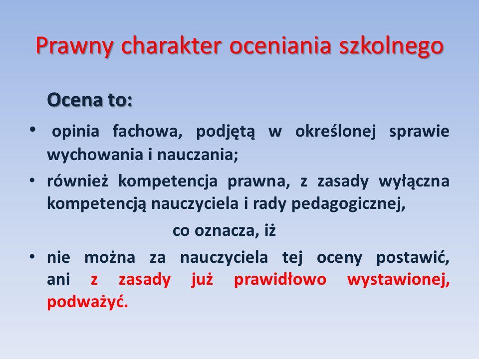 egzaminy wewnątrzszkolne § 19 10.Przepisy ust.