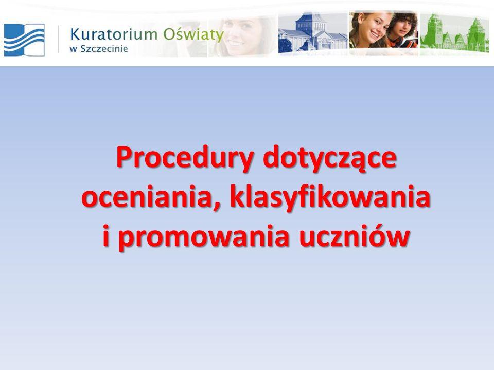Dokumentacja przebiegu nauczania § 21 ust.2 rozporządzenie MEN z dnia 28 maja 2010r.