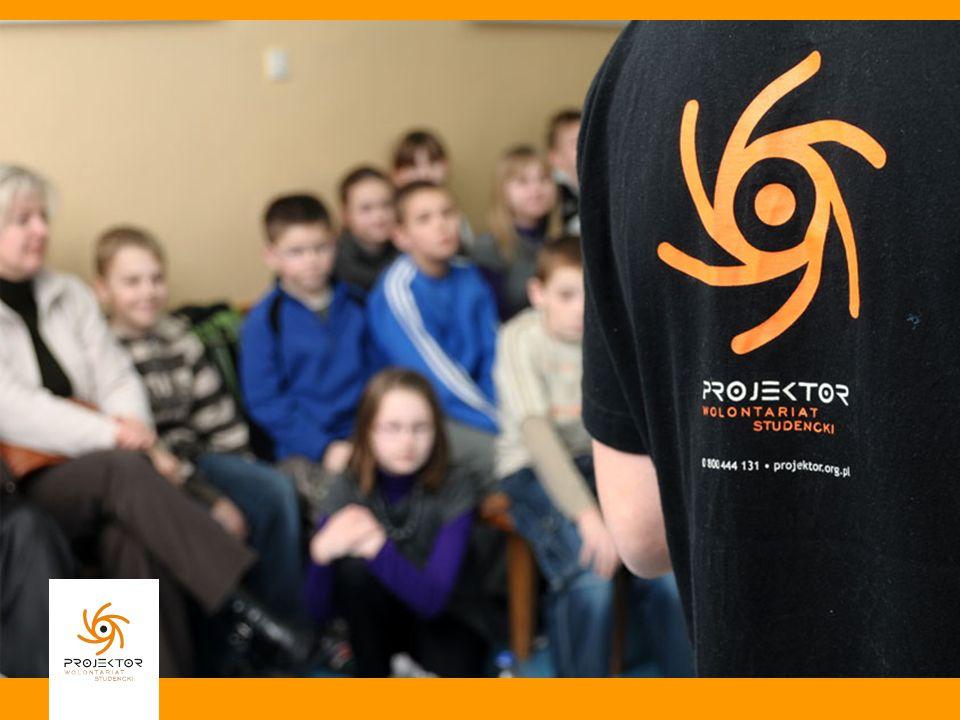Tematyka projektów edukacyjnych jest nieograniczona.