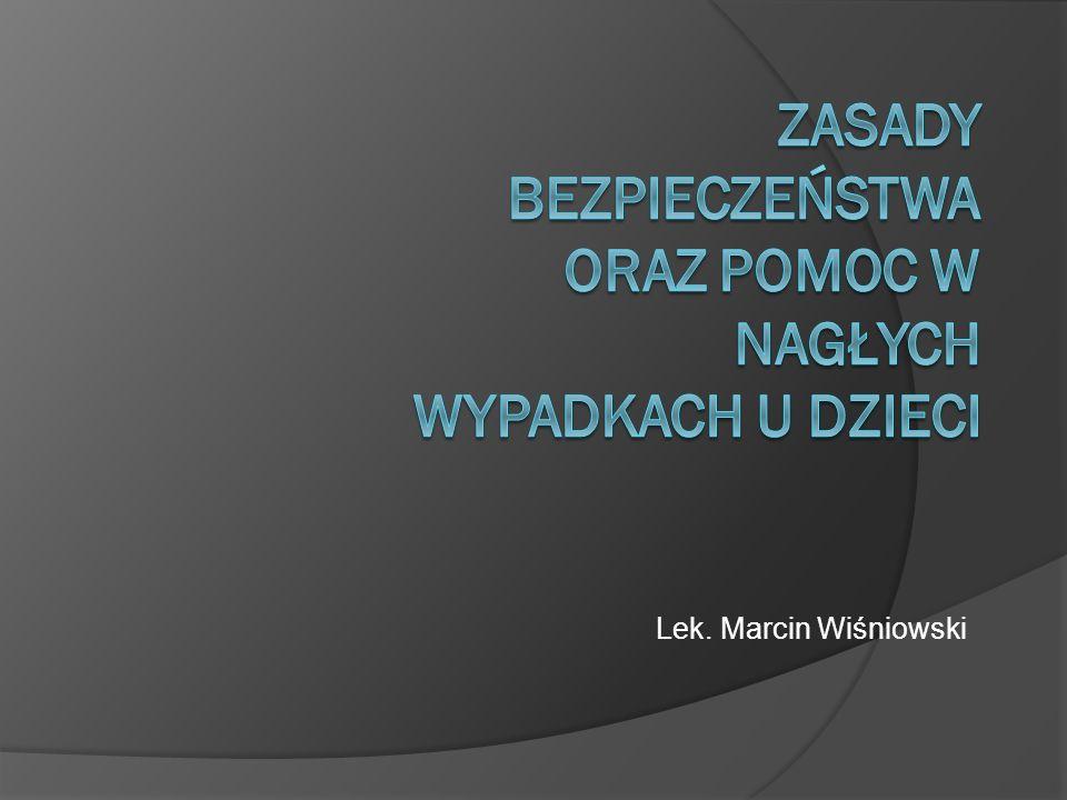 Lek. Marcin Wiśniowski