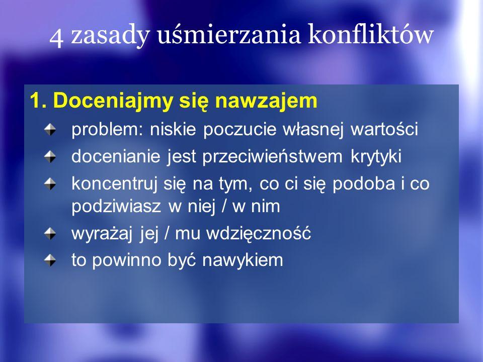 Skupianie się na problemie str. 41-43 praca domowa