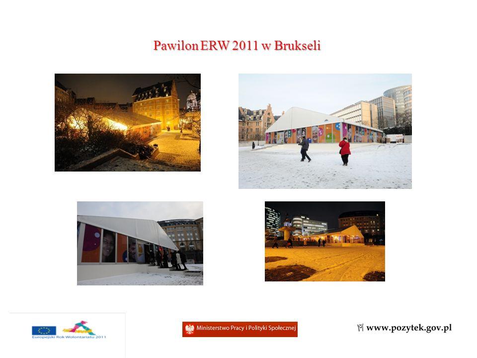 Pawilon ERW 2011 w Brukseli