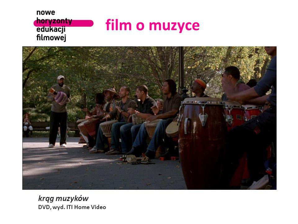 film o muzyce krąg muzyków DVD, wyd. ITI Home Video
