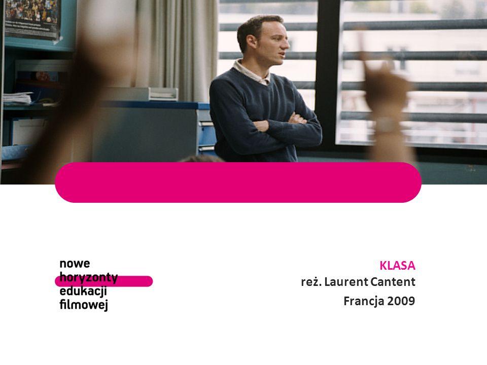 Klasa KLASA reż. Laurent Cantent Francja 2009