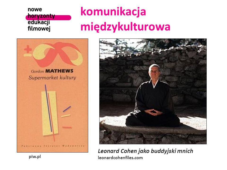 komunikacja międzykulturowa piw.pl Leonard Cohen jako buddyjski mnich leonardcohenfiles.com
