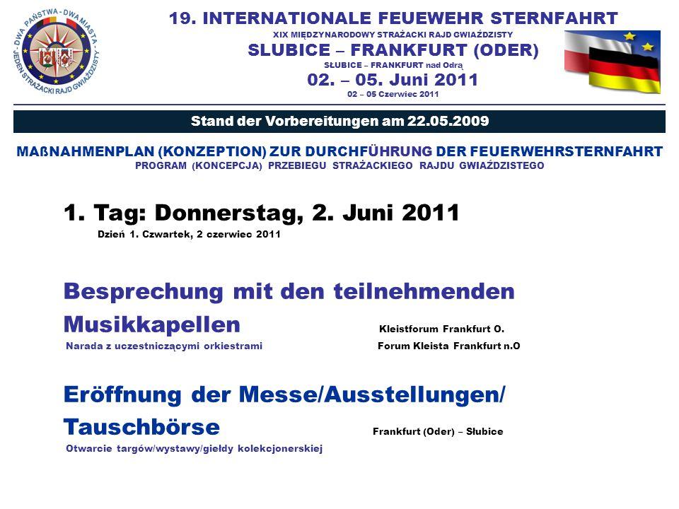 Jahr 2010 Präsidiumssitzung 13.-16.05.2010