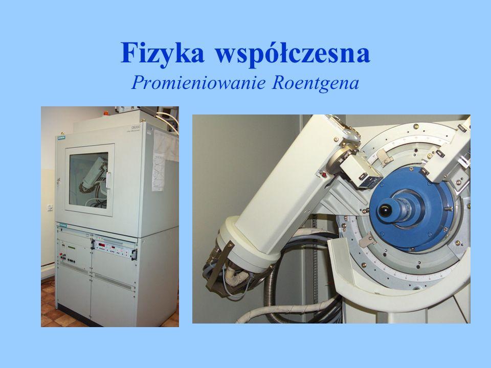 Diagnostyka - prześwietlanie kości, płuc czy zębów.