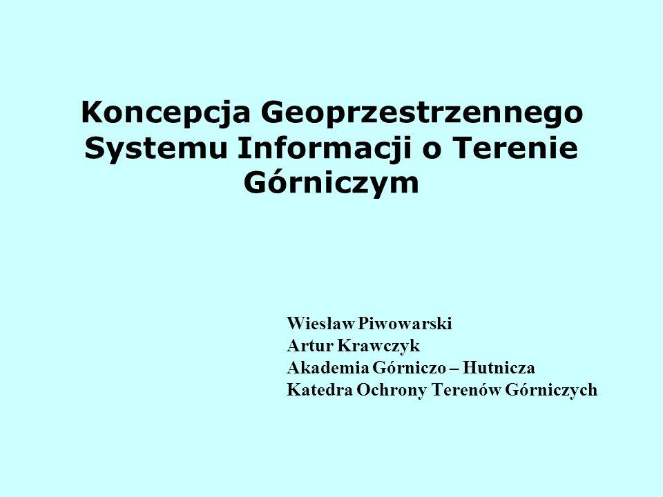 Systemy GIS to możliwości dokumentowania i wizualizacji przestrzeni trójwymiarowej: Przestrzenne modelowanie geosfery