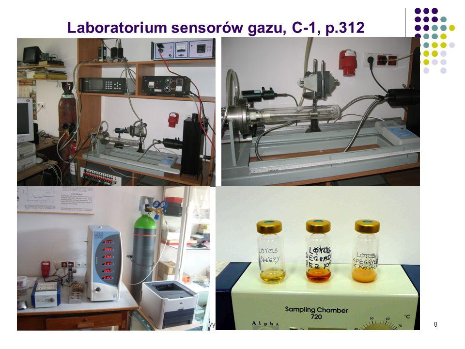 Mikrosensory półprzewodnikoweWykład 1, 2010/1119 Mikrosensor ma przynajmniej jeden wymiar fizyczny na poziomie submilimetrowym