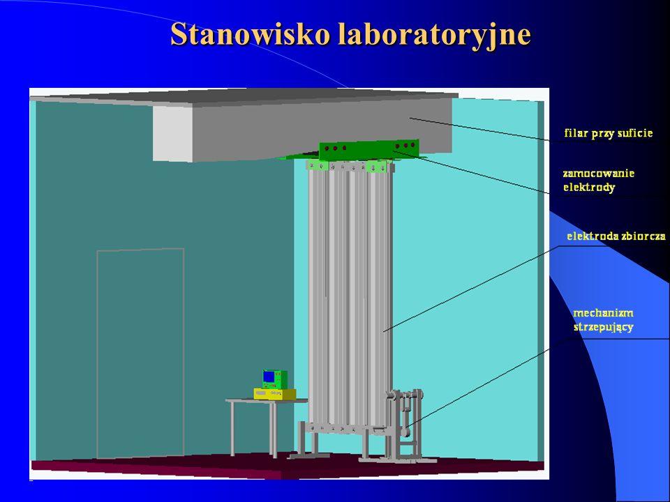 Stanowisko laboratoryjne
