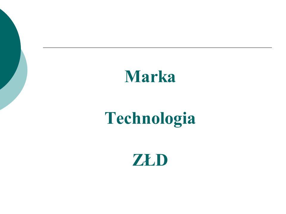 Marka Technologia ZŁD