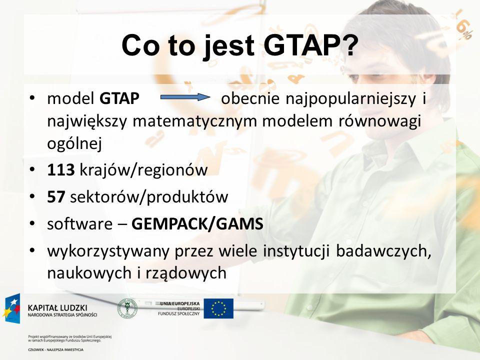 Do czego służy GTAP.