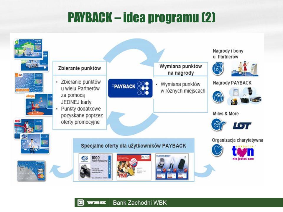 Partnerzy PAYBACK oferują wiele możliwości zbierania punktów podczas codziennych zakupów.