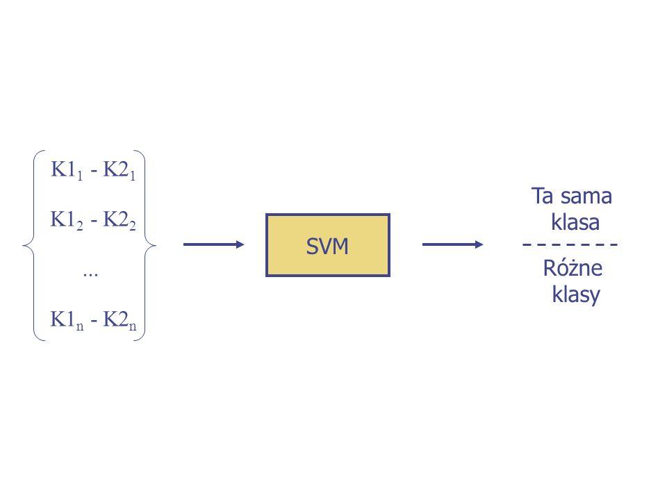 Rozpoznawanie Twarzy i Systemy Biometryczne, 2005/2006 Łączenie metod Wiele metod ekstrakcji cech S1S1 S2S2 SnSn...