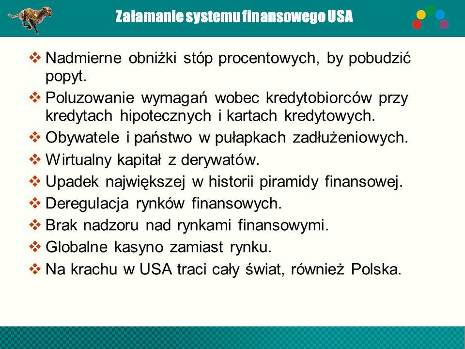 Gepardy Biznesu 2009 Najdynamiczniejsze firmy województwa podkarpackiego według dynamiki przychodów i zysku netto w latach 2006-2008 1.SPOŁEM PSS w Jaśle 2.Zakłady Przemysłu Tłuszczowego Euroservice Sp.