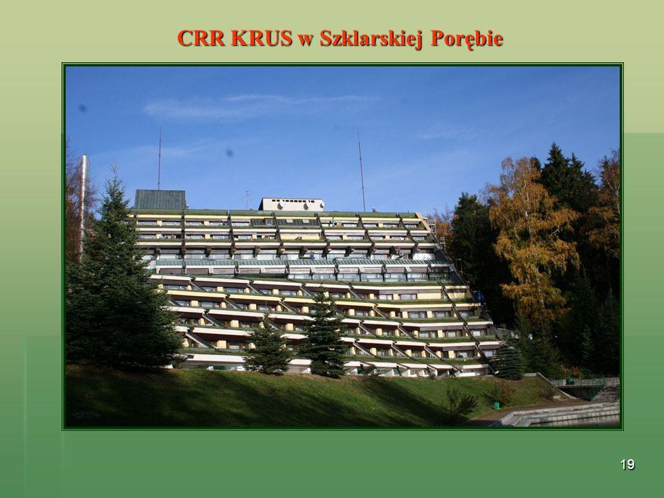 19 CRR KRUS w Szklarskiej Porębie