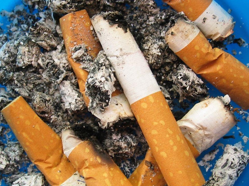 5,4 mln ludzi umiera każdego roku na świecie z powodu palenia papierosów.