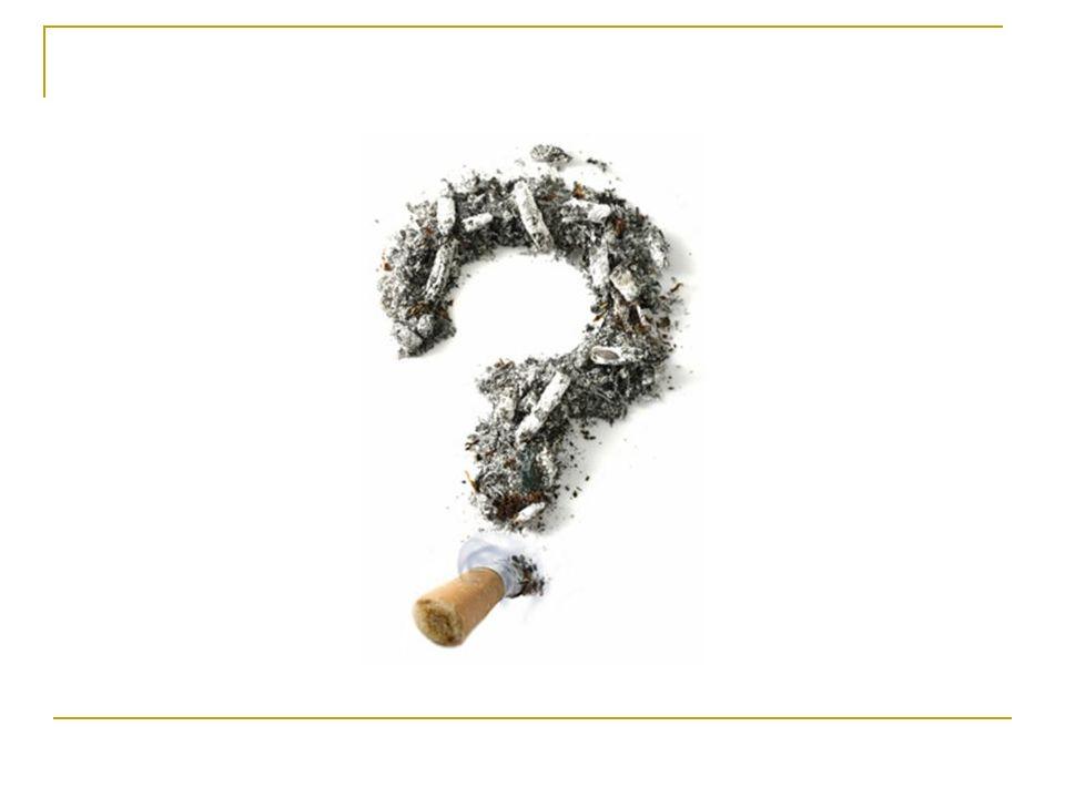 Ostrzeżenia na opakowaniach papierosów (i nie tylko tutaj) powinny być odważniejsze i ostrzejsze.
