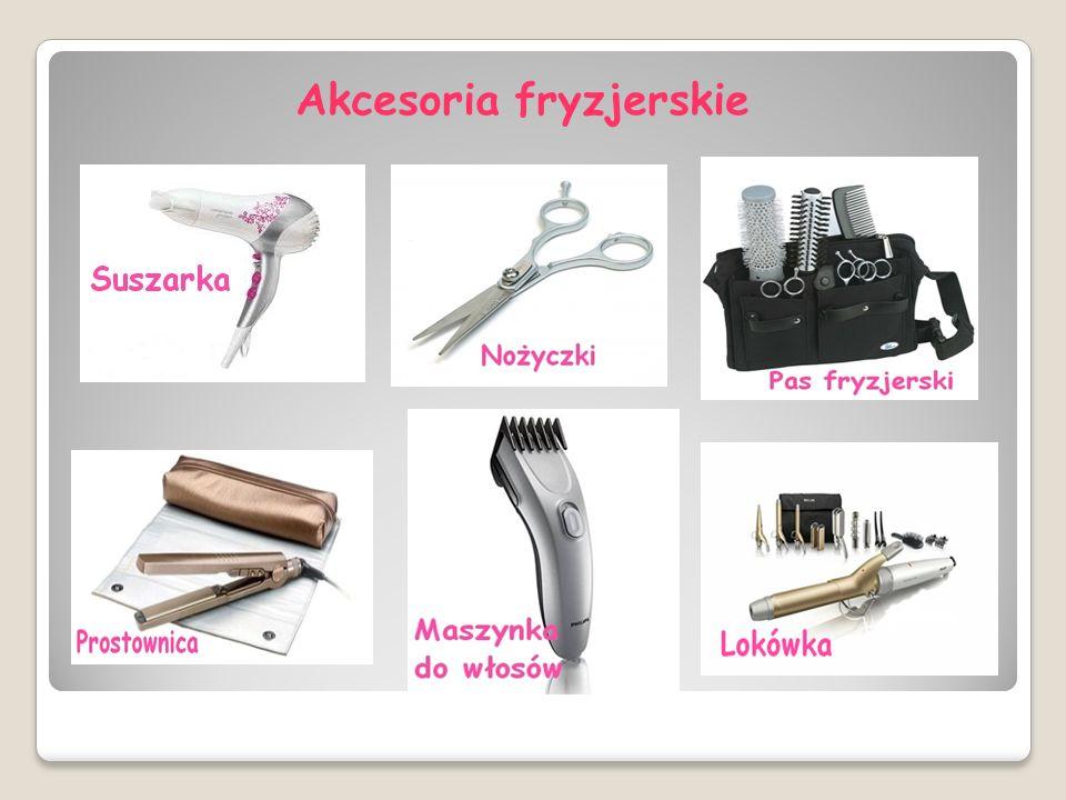 Akcesoria fryzjerskie