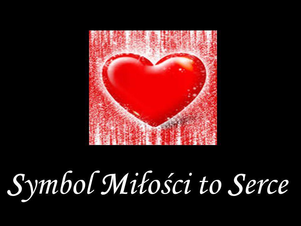 Symbol Miłości to Serce