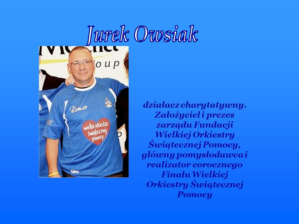 Jedna z największych organizacji charytatywnych działających w Polsce, jak i na świecie.