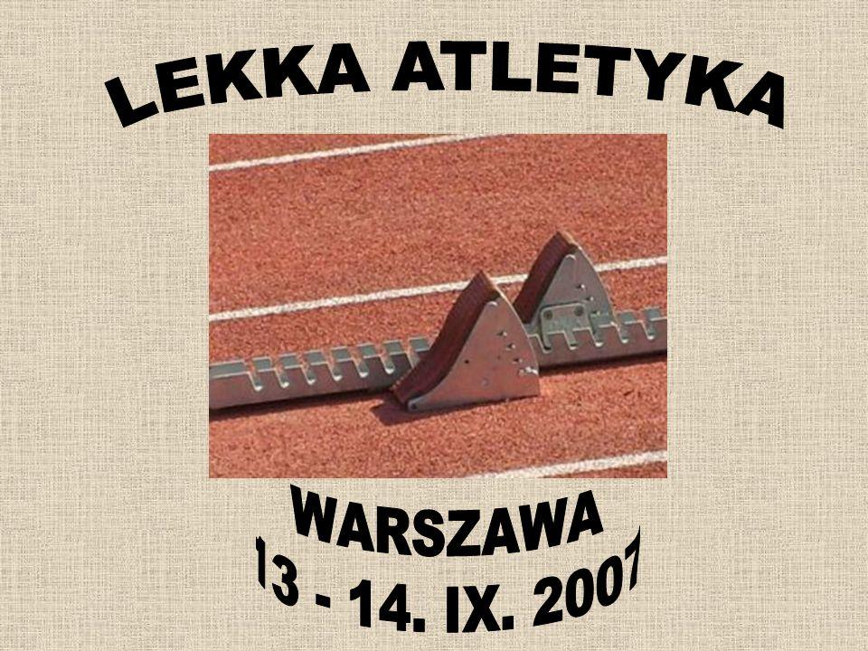 LEKKA ATLETYKA CHŁOPCY MŁODSI (rocznik 1992 i młodsi) - Duliński Piotr (1992) – 100m i 1200m - Puchalski Kamil (1992) – 100m i 1200m - Rewerski Paweł (1992) – 100m i skok w dal - Stolarczyk Piotr (1993) – 1200m i skok w dal CHŁOPCY STARSI (rocznik 1991 i starsi) - Podleś Marek (1989) – 100m i 400m - Rzempołuch Kamil (1991) – 100m i 400m - Słoński Łukasz (1991) – 100m i skok w dal